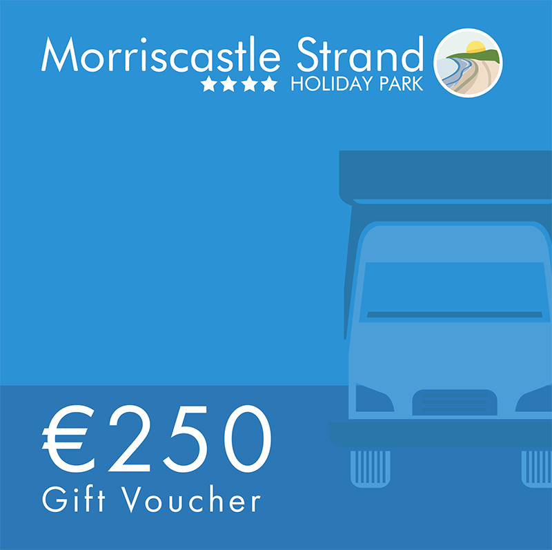 morriscastle strand voucher 250 wexford holiday park