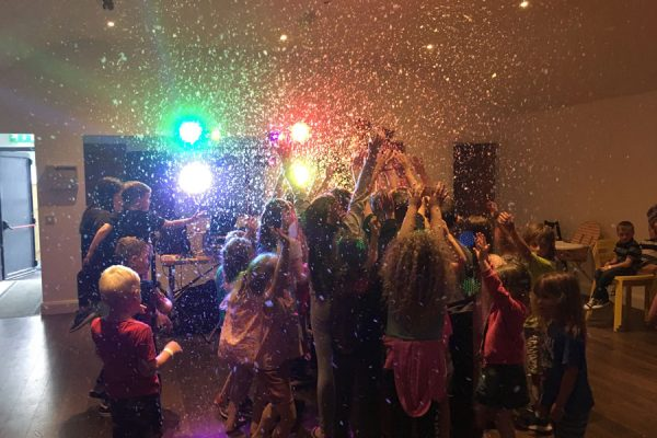 morriscastle strand activities kids disco camping