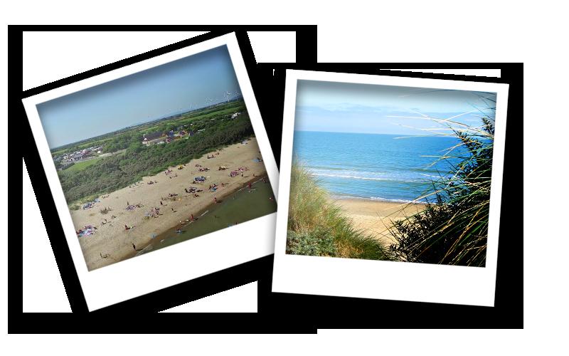 morriscastle strand beach family holiday ireland