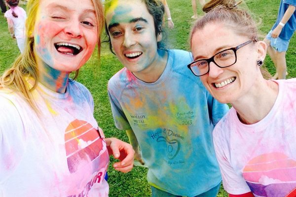 morriscastle strand events camping colour run
