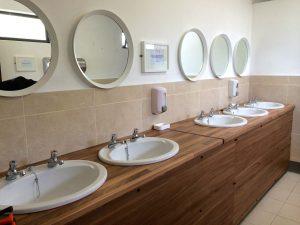 morriscastle strand facilities ladies toilets