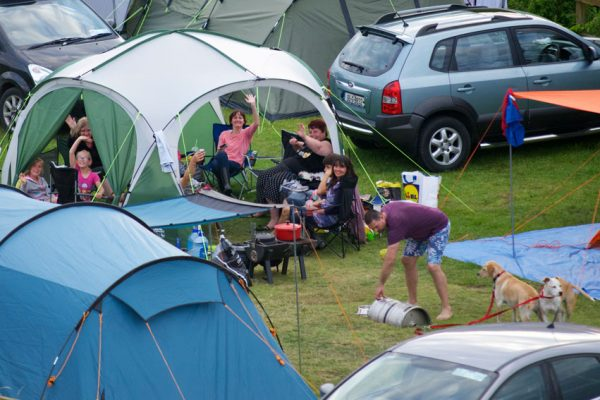 morriscastle strand guests family fun camping